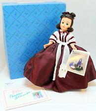 """Madame Alexander Scarlett Doll Jubilee II Dress Outfit 10"""" box"""