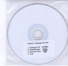 (DV257) Virals, Strange Fruit EP - DJ CD