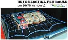 RETE ELASTICA PER BAULE AUTO, UNIVERSALE, Qualità Ottima! SPEDIZIONE GRATIS!