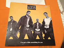 "MN8 - I've Got A Little Something For You - 1994 UK 12"" RnB/New Jack Swing - VG+"