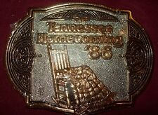 AWARD DESIGN MEDALS PRESENTS  TENNESSEE HOMECOMING  1986 GOLD/SILVER PLATED 115