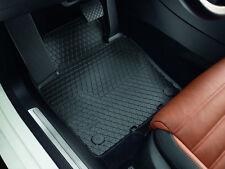 *Original VW Gummimatten Gummifussmatten vorn Passat CC 3C ab 2012