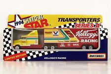 MATCHBOX TRANSPORTER ~ TERRY LABONTE ~ #5 KELLOGG'S