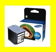Original Cartridge Samsung SF 330 / 331P/SF 335T/340/361P Fax INK-M40 M40