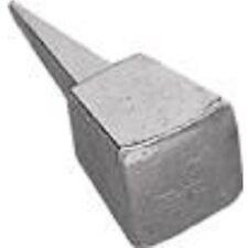 Dengelamboss 500002, 0,5 kg, kantig flach, Schmied, Sense, Sichel, Amboss