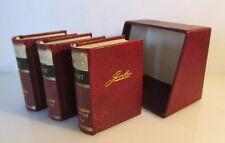 Mini libro: Goethe puño 3 libros-band una tragedia Offizin andersen Nexö bu0218