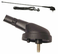 FRONT ROOF AERIAL ANTENNA + BASE AND CABLE FITS NISSAN ALMERA MICRA PRIMERA