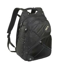FUL CH5218BPBLK Notorious 15 In.Black Laptop Backpack NEW