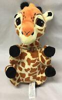 "12"" Disney Parks Exclusive Baby Giraffe Plush Doll Sewn Eyes"
