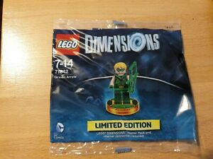 LEGO Dimensions Green Arrow (71342) LIMITED EDITION **BRAND NEW & SEALED!!**