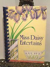 Franklin Tennessee Cookbook Miss Daisy King Entertains Tearoom Restaurant