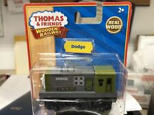 Thomas Wooden Railway-Dodge #LC99165 Brand New In Original Package.
