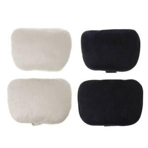 2Pcs Car Headrest For Maybach Design S Class Ultra Soft Pillow For Mercedes Benz