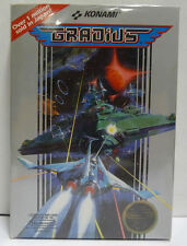 GRADIUS - KONAMI NINTENDO NES - NTSC USA VERSION - BOXED