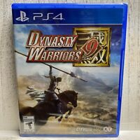 Dynasty Warriors 9 (Sony PlayStation 4 PS4, 2018) Factory Sealed