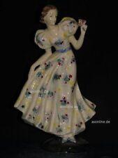+#A012744_01 Goebel Archivmuster, FF114/1, Tänzerin mit Rose, TMK1 Kronezeichen