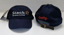"Stack ""Save Money. Live Better."" Walmart Inspired Dad Hat, Navy, Adjustable"