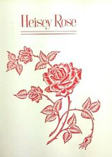 Heisey Rose Etching Book