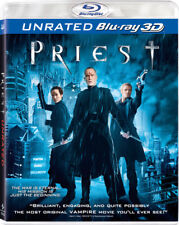 Priest (3D) [New Blu-ray 3D] 3D, Ac-3/Dolby Digital, Dolby, Dubbed, Subtitled,
