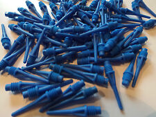 1000 Soft Dartspitzen kurz++blau++ kleines Gewinde 2ba Elektronik Dart
