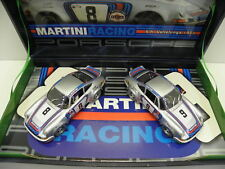 Fly 96068 Slot Car Set Porsche 911 Carrera RSR 6h de Vallelunga 1973 Team 11