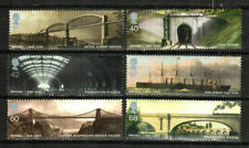 Great Britain Stamp - Engineering projects of Brunel Stamp - Nh
