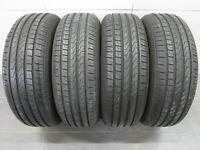 4x Sommerreifen Pirelli Scorpion Verde 215/65 R17 99V / 7,5-8,0 mm / DOT xx17