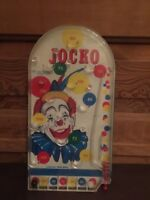 Vintage Jocko the Clown Pinball Game by Wolverine Toy