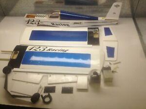 "Vintage ACE R/C Bingo 70"" Wingspan RC Airplane"