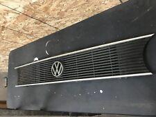 79 93 VW Golf Cabriolet Rabbit Jetta Mk1 Chrome surround single round grill