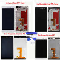For Huawei Ascend P7 LCD Display Touch Screen Digitizer Assembly Replacement OEM