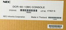 DCR-60-1 (BK) / NEC IPK ATTENDANT CONSOLE 780060 *NEW*