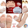 Forefoot Insoles Gel Silicone Foot Pads Relief High Heel Shoe Pain Toe Separator
