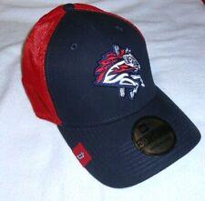 Binghamton Rumble Ponies Minor League Baseball Hat, New Era 39Thirty Team Brazen