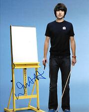 GFA Stand-up Comedian * DEMETRI MARTIN * Signed 8x10 Photo D5 COA