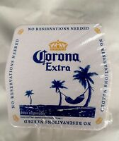 "Corona Extra No Reservations Needed Bar Coasters You Receive ""20""Coasters 🌴🌴"