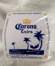 """Corona Extra No Reservations Needed Bar Coasters You Receive """"25"""" Coasters 🌴🌴"""
