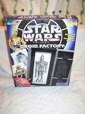 New Star Wars Droid Factory Trilogy Set Factory Sealed RoseArt