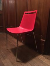 NEW Gaber Italian CHAIR Red / Made In Italy Office Dining Desk Study