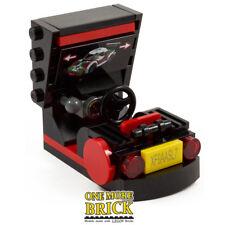 LEGO Arcade Car - Retro Racing Game - Includes printed tile - NEW