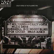 Neil Young & Crazy Horse - Live At The Fillmore East March 6 & 7 1970 - Vinyl LP