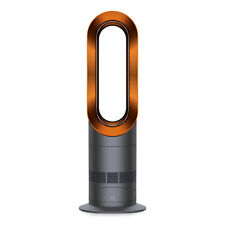 Brand New Dyson AM09 Iron/Copper Hot + Cool Bladeless Fan & Heater W/ Remote