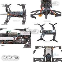 Tarot 300mm Mini 4-Axis Drone Multicopter Quadcopter Carbon Frame Kit - TL300B