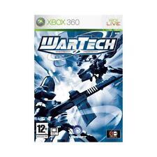 Pal version Microsoft Xbox 360 Wartech Senko no Ronde