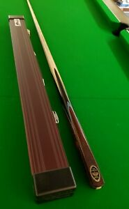 Pool Snooker Cue Ultimate Coronet fantastic High End Cue with Aluminium case NEW