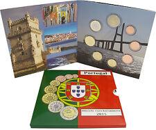 Portugal Euro KMS 2015 prägefrisch 1 Cent bis 2 Euro Entdeckung Timor Sondersatz
