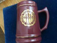 Vintage - Florida State University Crest - Mug