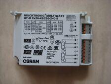 OSRAM  Quicktronic Multiwatt QT-M 2x26-42/220-240 S - 4 Stück