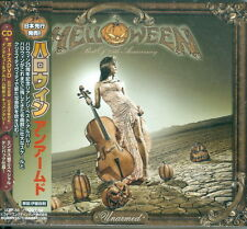 Helloween Unarmed Best of 25th Anniversary Japan CD + DVD Region 2 NTSC NEW