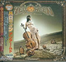 Helloween Unarmed Best of 25th Anniversary Japan CD + DVD Region 2 NTSC NEW